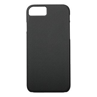 Estilo 03 del carbono funda iPhone 7