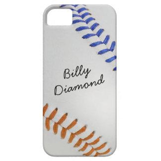 Estilo 1 de Baseball_Color Laces_og_bl_autograph iPhone 5 Carcasas