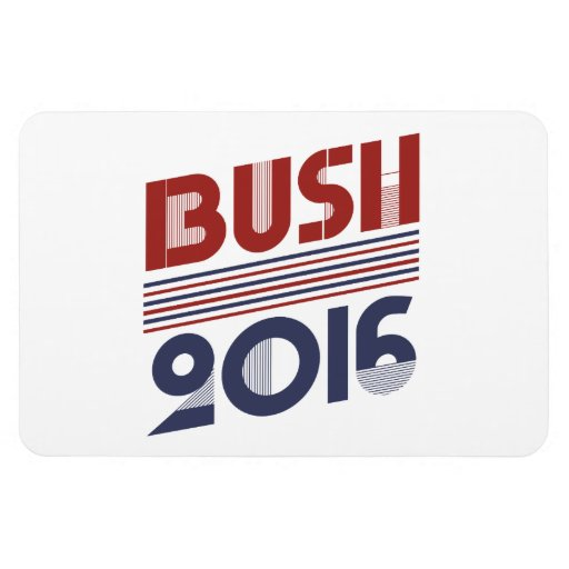 ESTILO 2016 - .PNG DEL VINTAGE DE BUSH IMAN RECTANGULAR