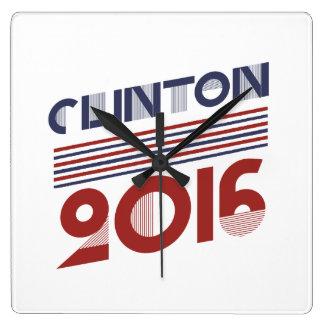 ESTILO 2016 - .PNG DEL VINTAGE DE CLINTON RELOJES