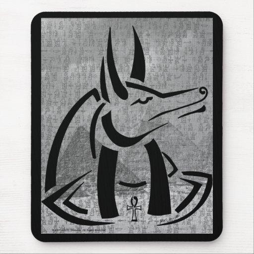 Estilo 2 de Anubis Mousepad Tapetes De Raton