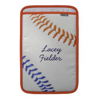 Estilo 2 de Baseball_Color Laces_og_bl_autograph Fundas Macbook Air