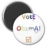 Estilo 2 de Obama del voto Iman