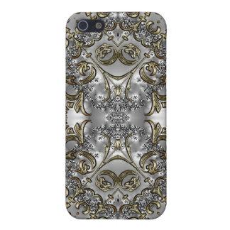 Estilo adornado del Victorian iPhone 5 Carcasa