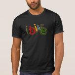 estilo biking de la moda del ~ del ibike t shirt