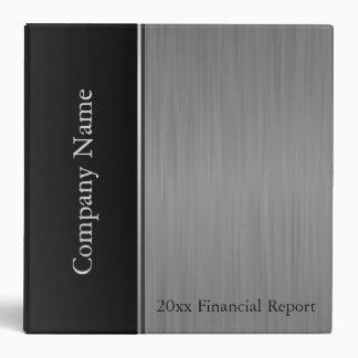 """Estilo Black Brush Steel Company Carpeta 2"""""""
