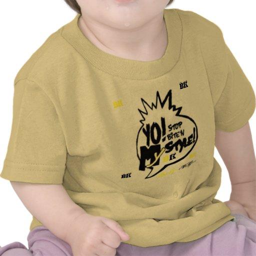 ESTILO, Brooklyn $ W@G Camisetas