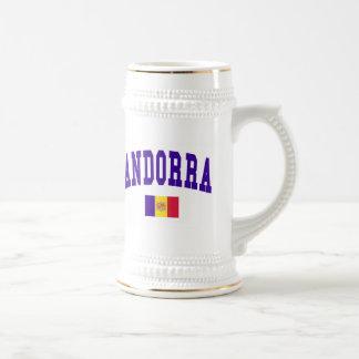 Estilo de Andorra Jarra De Cerveza