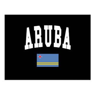 Estilo de Aruba Postales