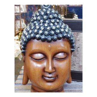Estilo de Buda Membrete Personalizado