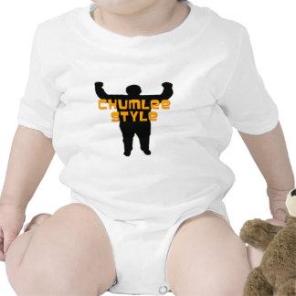 Estilo de Chumlee Trajes De Bebé