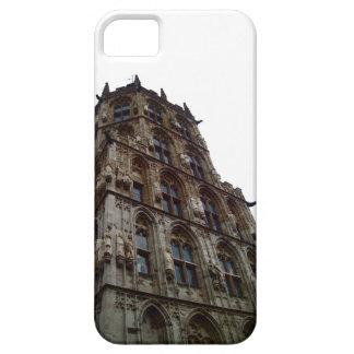 Estilo de Eoropean iPhone 5 Carcasa