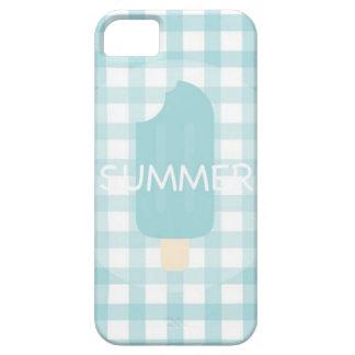 Estilo de Freshing del Popsicle del verano del iPhone 5 Fundas