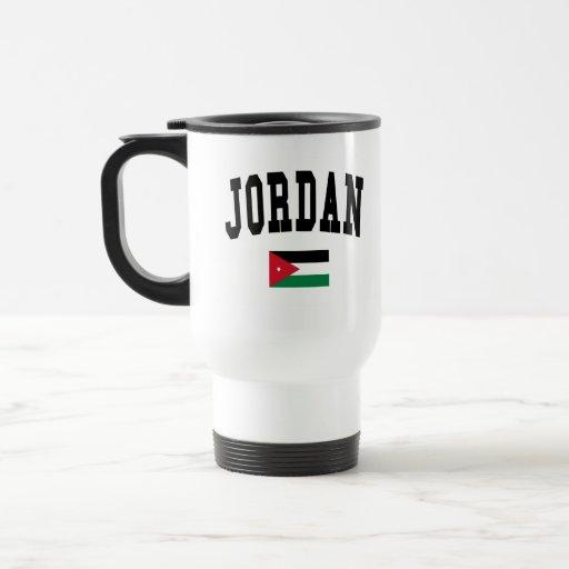 Estilo de Jordania Taza