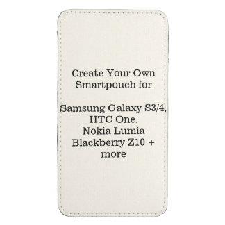 Estilo de la galaxia S4 S3 de la bolsa de Smartpho