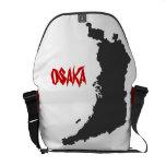 Estilo de la mochila de OSAKA Bolsas Messenger