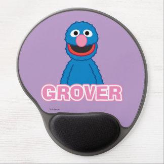 Estilo de la obra clásica de Grover Alfombrilla De Ratón Con Gel