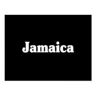 Estilo de la obra clásica de Jamaica Postal
