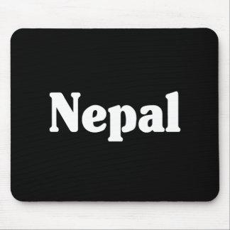 Estilo de la obra clásica de Nepal Tapete De Ratones