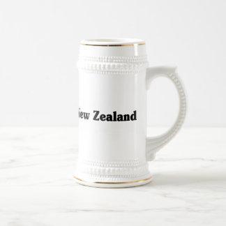 Estilo de la obra clásica de Nueva Zelanda Tazas De Café