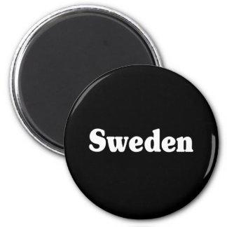 Estilo de la obra clásica de Suecia Imán