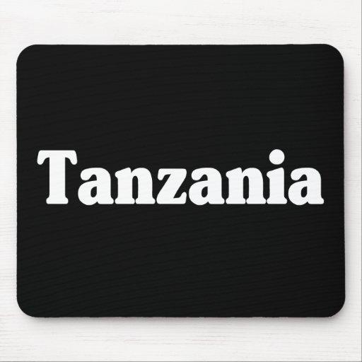 Estilo de la obra clásica de Tanzania Alfombrillas De Ratones