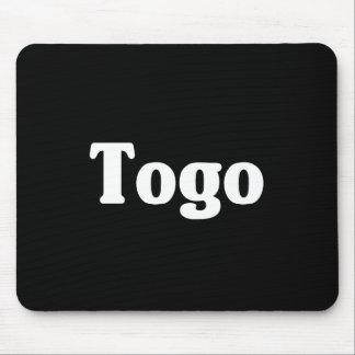 Estilo de la obra clásica de Togo Alfombrillas De Ratón