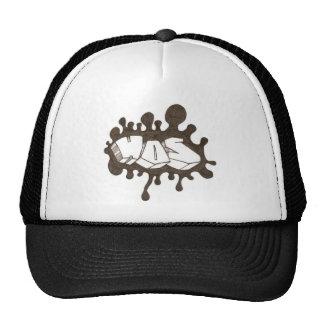 estilo de la pintada del gorra de los hos