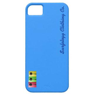 Estilo de la resaca iPhone 5 protector