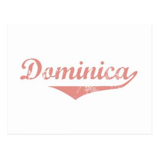 Estilo de la revolución de Dominica Postal
