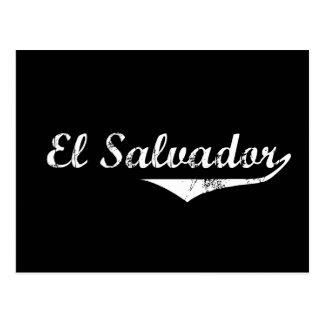 Estilo de la revolución de El Salvador Postal