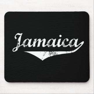 Estilo de la revolución de Jamaica Alfombrilla De Ratones
