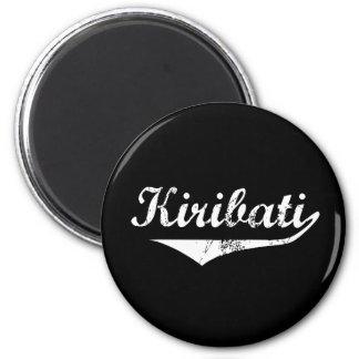 Estilo de la revolución de Kiribati Iman Para Frigorífico