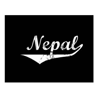 Estilo de la revolución de Nepal Postal