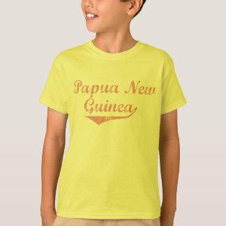 Estilo de la revolución de Papúa Nueva Guinea Playera