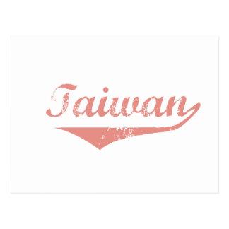 Estilo de la revolución de Taiwán Tarjeta Postal