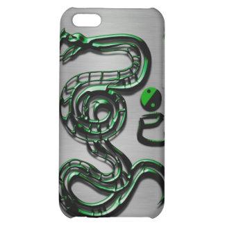 Estilo de la serpiente del jade