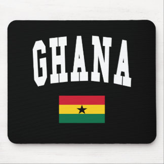 Estilo de la universidad de Ghana Tapetes De Ratones