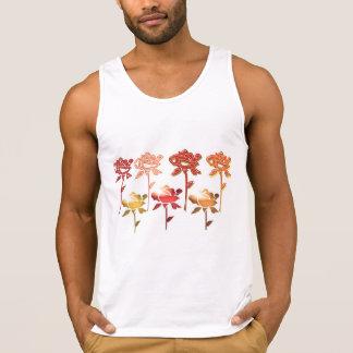Estilo: De los hombres camisetas sin mangas del al