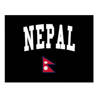 Estilo de Nepal Postal