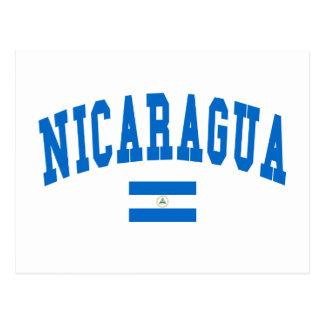Estilo de Nicaragua Postales