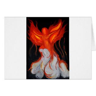 Estilo de Phoenix Tarjeta De Felicitación
