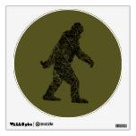 Estilo de Squatchin Bigfoot del Grunge Vinilo Decorativo
