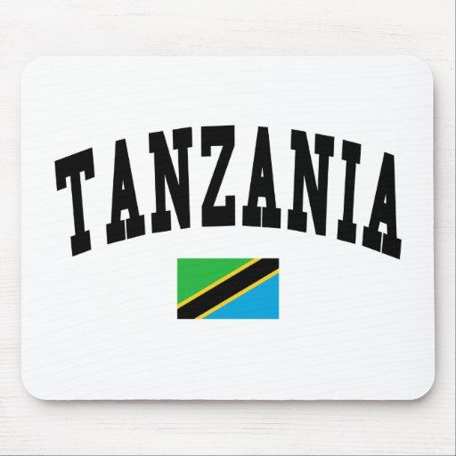 Estilo de Tanzania Tapetes De Raton