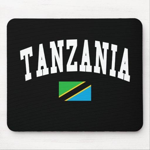 Estilo de Tanzania Alfombrillas De Ratones