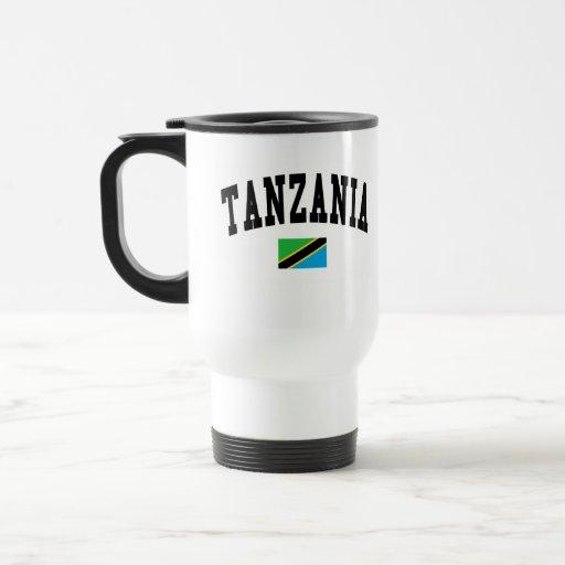 Estilo de Tanzania Tazas De Café