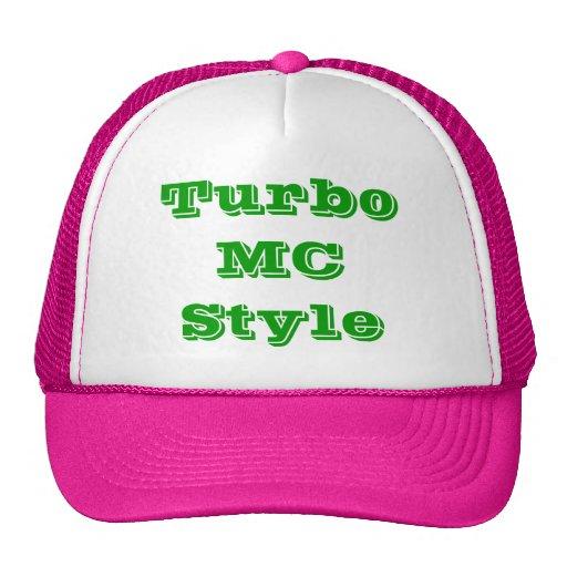 Estilo de TurboMC Gorros
