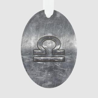 Estilo del acero de la plata del símbolo del