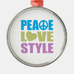 Estilo del amor de la paz ornamente de reyes