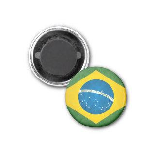 Estilo del Brasil Imán Redondo 3 Cm